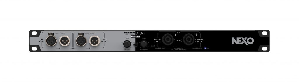 Controller Nexo DTD-T